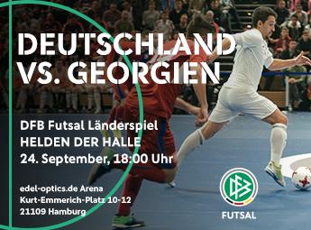 DFB Futsal-Länderspiele